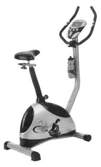Exercise Bike - Type 2 (Vertical)